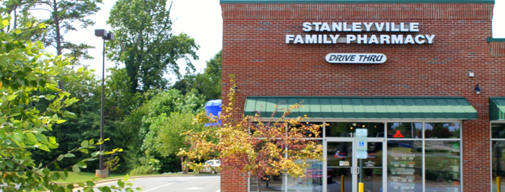picture-of-stanleyville-family-pharmacy-building-in-winston-salem-north-carolina